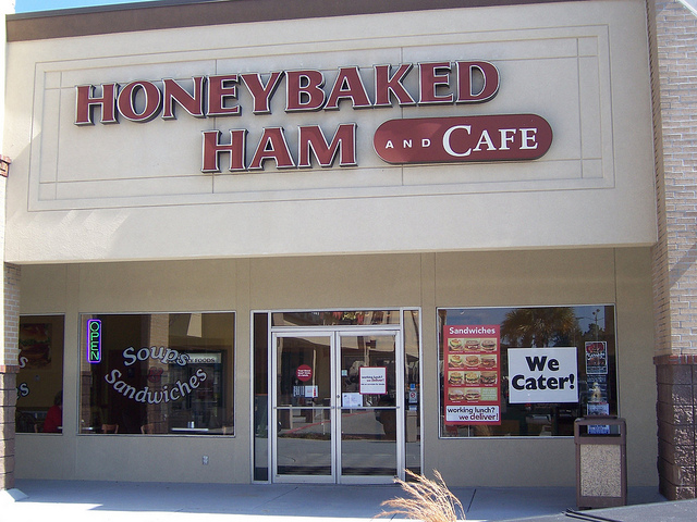 HoneyBaked Ham Co. and Cafe Photo by bkpartonatcn