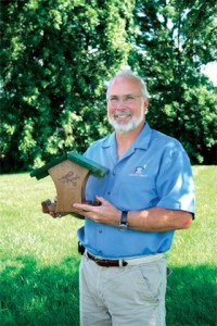 Wild Bird Unlimited CEO JimCarpenter