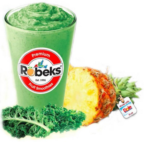 Robeks Tropic-KALE Smoothie