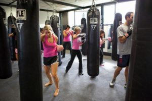 TITLE Boxing Club 4