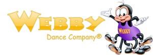 Webby Dance Company Logo