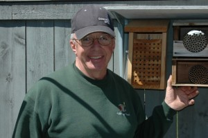 Jim Ullrich, Franchisee of Wild Birds Unlimited