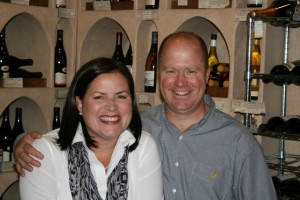 WineStyles Tasting Station's New Owners Andrea and Bryan McGinness
