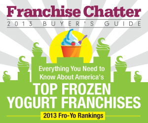 Top Frozen Yogurt Franchises | Best Frozen Yogurt Franchises