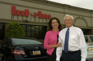 Raymond and Charyl Schroeder, Interim HealthCare Franchisees