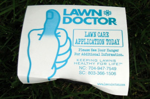 Lawn Doctor Photo by samplereality
