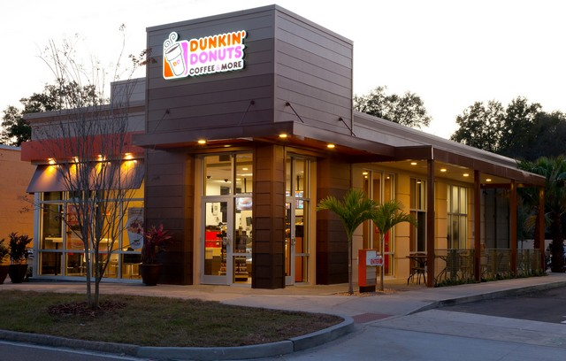 Dunkin' Donuts Exterior Photo
