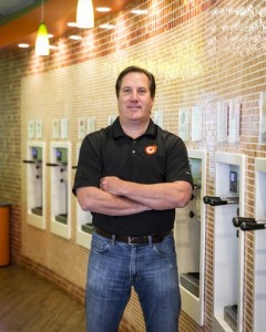 Orange Leaf Frozen Yogurt Franchisee David Pierre