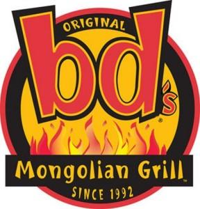 BD's Mongolian Grill Logo
