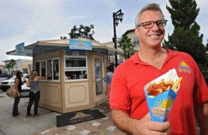 French Fry Heaven Founder and CEO Scott Nelowet