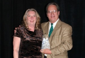 Terri and Tom Rue, Franchisees of Molly Maid