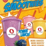 Red Mango Introduces New Probiotic Smoothies, Solidifying Their Reputation as Frozen Yogurt's Leading Product Innovator