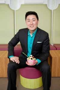 Solomon Choi, 16 Handles Founder and CEO