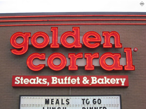 Golden Corral Photo by Bravo Six Niner Delta