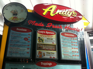 Andy's Frozen Custard Photo by roxxan23