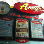 FDD Talk 2013: Gross Sales, Cost of Goods Sold, and Gross Profit for Affiliate-Owned Andy's Frozen Custard Stores (2013 FDD)