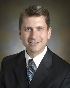 Andy Kmiec, Associate VP of Real Estate for Auntie Anne's