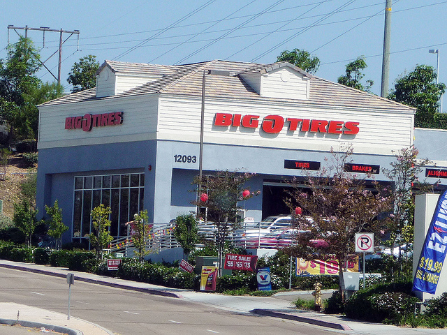 Big O Tires Tires of Big O Tires Stores by