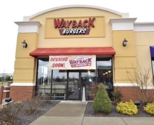 Jake's Wayback Burgers Exterior