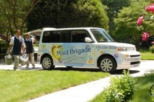 Maid Brigade Photo
