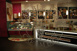 Marble Slab Creamery Interior Photo by Global Franchise Group Development