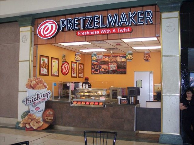 Pretzelmaker Photo by Julie Chan
