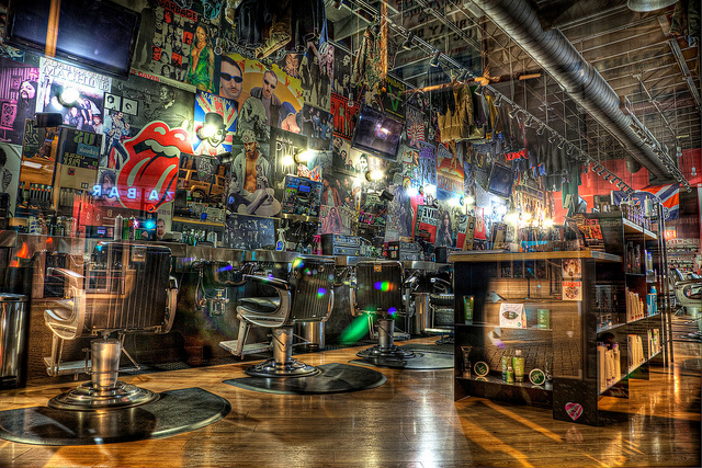 Floyds 99 Barbershop Photo By Never