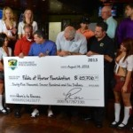 Tilted Kilt Nearly Quadruples Yearly Donation to the Folds of Honor Foundation