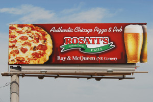 Rosati's Pizza Sports Pub Photo by azbillboard