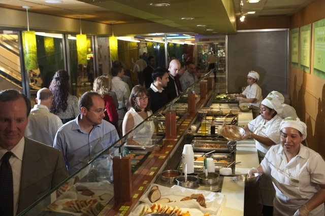 Salata Restaurants - Average Sales, Operating Expenses, and