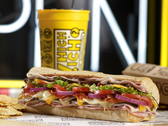Which Wich Superior Sandwiches Photo