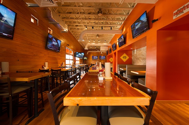 Hooters Interior Photo 2