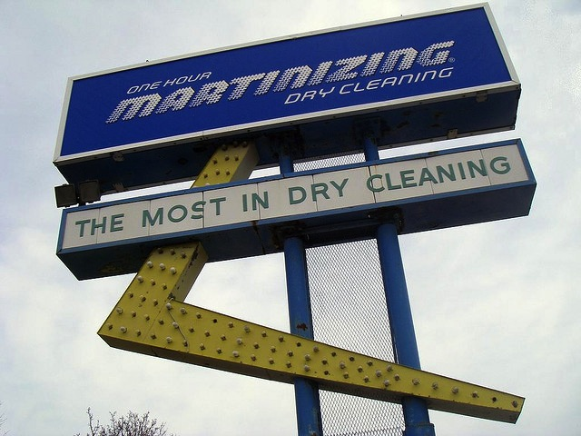 Martinizing Dry Cleaning - Average Gross Sales, Labor, Rent