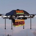 Breaktime: Togo's Takes to the Skies with Drone Delivery Sometime in the Next 10 Years