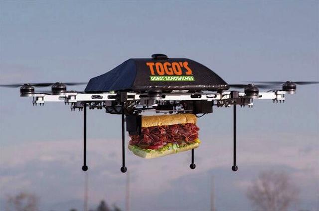 Togo's Drones