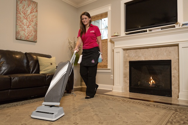 Two Maids Amp A Mop A Residential Cleaning Franchise With A