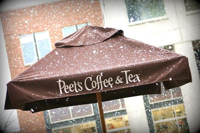 Peet's Coffee & Tea Photo by Piero Sierra