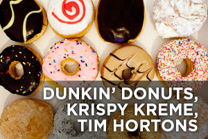 Top Donut Franchises