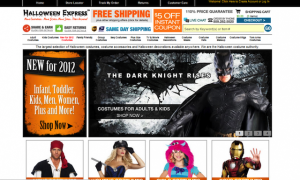 Halloween Express Franchise
