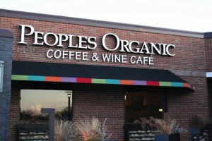Peoples Organic Coffee and Wine Cafe