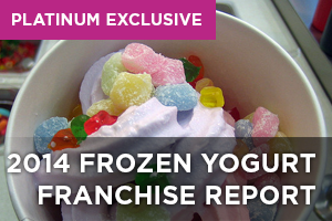 2014 Frozen Yogurt Franchise Report