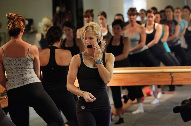 Pure Barre Photo from Memphis Daily News