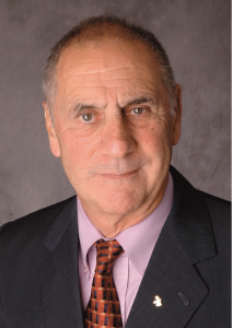 Donald D. Boroian, President and CEO of Francorp