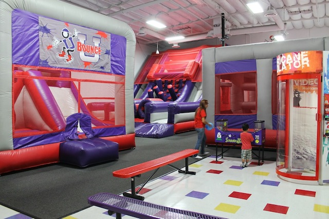 Let's Play OC! BounceU Huntington Beach
