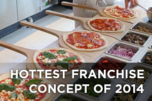 Custom Pizza Franchises