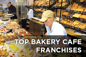 Panera Bread and Other Top Bakery Cafe Franchises