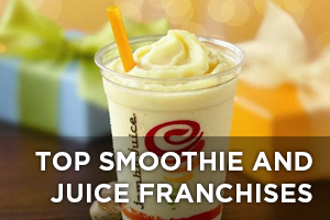 Top Smoothie and Juice Franchises