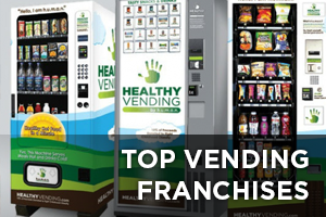 Healthy Vending Franchises