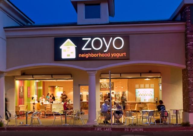 Zoyo Neighborhood Yogurt 2