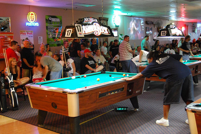 American Poolplayers Association Photo by Barbus Photo